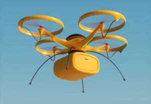 UAS and drones are widely used